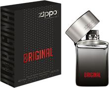 Osta Zippo Original, EdT 40 ml Zippo Hajuvedet edullisesti