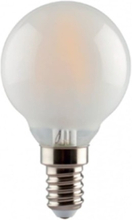 HiluX K5 LED Klot 3,5W/927 (25W) E14 dimbar - Matt