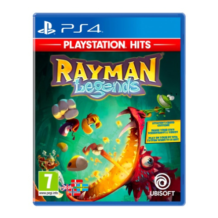 Rayman Legends Hits