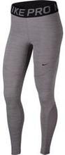 Nike Pro Trikoot Compression - Harmaa/Musta Nainen