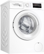 Bosch Serie 6 i-DOS WAU28SL8SN - Vaskemaskine - fritstående - Niche - bredde: 60 cm - frontbetjening - 63 liter - 8 kg - 1400 rpm - hvid