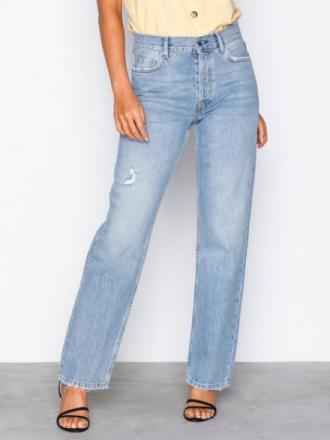 Gina Tricot Nalah jeans Light Blue