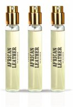 MEMO Travel Spray African Leather 10 ml (3-pack)