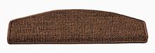 15 st Trappmatta - Manaus - Mörk brun - 25x65 cm