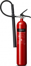 Housegard Koldioxidsläckare 5 kg Röd K5TGX