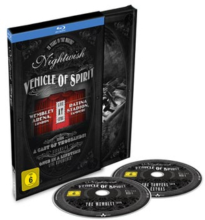 Nightwish;Vehicle of spirit - Live 2016