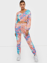 NLY Trend Tie Dye Cozy Sweat Pants