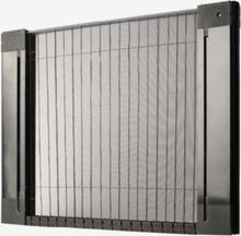 Plissee XL - schwellenlos - für Türen (Kettenmechanismus)