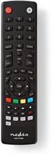 Universal fjernbetjening | Forprogrammeret | Antal enheder: 4 | Hukommelses knapper / TV guide knap
