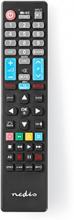 Erstatnings Fjernbetjening | Egnet til: LG | Fast | Antal enheder: 1 | Amazon Prime / Netflix-knap /