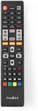 Erstatnings Fjernbetjening | Egnet til: TCL/Thomson | Fast | Antal enheder: 1 | Netflix-knap / Youtu