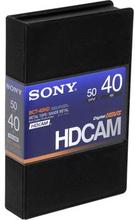 SONY HDCAM SMALL 40 MN