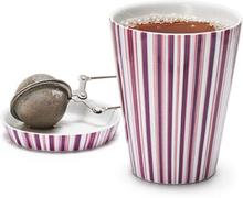 Kaffe/temugg i tvåpack i porslin från Göteborgs Fabrikerna. Tål maskindisk och mikro.