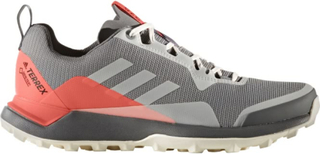 Adidas - Terrex CMTK GTX women's trail running shoes (grey/red) - EU 38 2/3 - UK 5,5