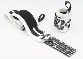 BfR Pro Wrist Wrap, White, 18''