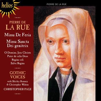 De La Rue;Missa De Feria