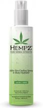 Hempz After Sun Cooling Spray 250ml. Perfekt for å kjøle huden.