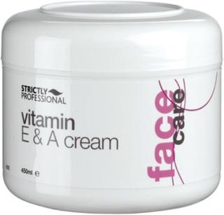 Vitamin E & A Cream 450ml.