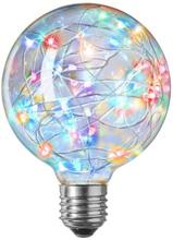 Nielsen Sprinkler Glob Ø95 mm LED 1W E27 RGB - Blinkande