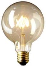 Nielsen Glob Ø95 mm LED 3W/922 (25W) E27 dimbar - Klar