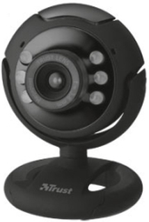 Trust SpotLight Pro Webcam Black