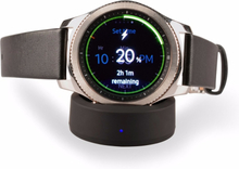For Samsung Gear S3 Wireless Charger,Itian Qi Wireless Charging Dock for Samsung Gear S3 Classic / Frontier or Gear S2 Watch