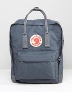 Fjallraven Kanken 16l backpack dark grey - Grey