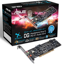 Soundcard-Intern Asus XONAR DG PCI
