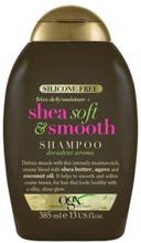 OGX Shea Soft & Smooth Shampoo 385ml