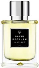 David Beckham Beckham Instinct Edt 50ml Parfyme Transparent