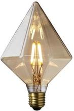 Nielsen Diamant LED 3W/822 (25W) E27 dimbar - Klar