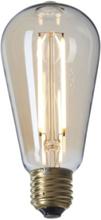 Nielsen Drop Deluxe LED 2W/922 (15W) E27 dimbar - Klar