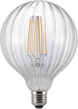 Nordlux Avra Deko Stripe Ø125 mm LED 2W/822 (15W) E27 - Klar