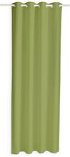 Kant en Klaar Gordijn Verduisterend Bamboe Groen - 140 x 260cm