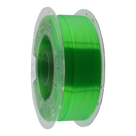 EasyPrint PETG - 2.85mm - 1 kg - Transparent Grön