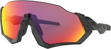 Oakley Flight Jacket Glasögon Polished Black/Prizm Road