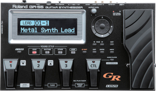 Roland GR-55S guitar synthesizer