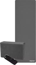 Avento Yogaset i 3 delar Lotus grå 41WZ-GRZ-Uni