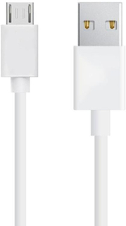 Maxlife™ 1 Meter Micro-usb Laddningskabel Samsung/sony/huawei Vit