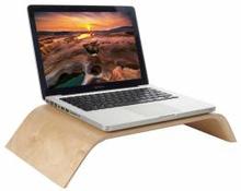 SamDi Macbook og skærmstander i træ