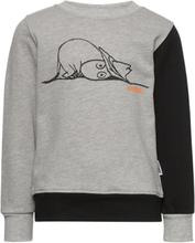 Our Sea Sweatshirt Sweat-shirt Genser Grå Mumin