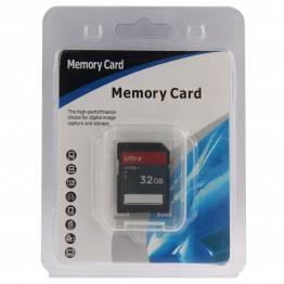 SD kort Class10 16/32/64/128 32GB