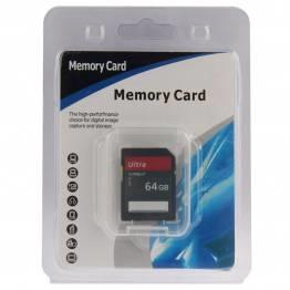 SD kort Class10 16/32/64/128 64GB
