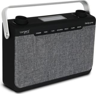 Tangent dab2go junior radio black (23070)