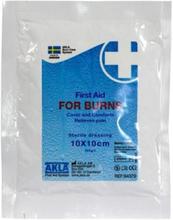 AKLA For Burns Brännskadekompress 10 x 10 cm