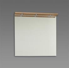 Spegel med ramp Källa / Ramsnäs 900 mm, Ek, 900 mm