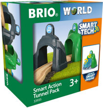 Brio Smart Tech Action Tunnelset 33935