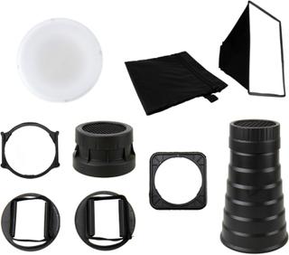 JJC FK-9 Startpaket för kamerablixt / speedlight