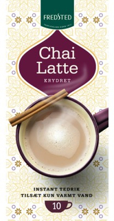 Fredsted Chai Latte Krydret 208 g