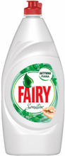 Fairy Sensitive Tea Tree & Mint Dishwashing Liquid 900 ml